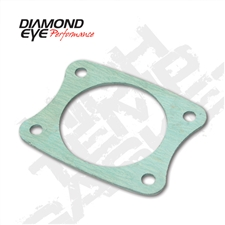 Diamond Eye 4001 High Temp Gasket for 4 Bolt Adapter for 2001-2007 GM 6.6L Duramax LB7, LLY, LBZ