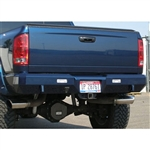 Fusion Bumpers FB-0007GMCRB GMC Duramax Rear Bumper for 2000-2007 GMC Duramax 6.6L Diesel Trucks