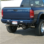 Fusion Bumpers FB-0309RAMRB Dodge Ram Rear Bumper for 2003-2009 Dodge Ram 5.9-6.7 Diesel Trucks