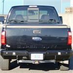 Fusion Bumpers FB-0507FORDRB Ford Powerstroke Rear Bumper for 2005-2007 Ford Powerstroke 6.0L Diesel Trucks