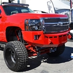 Fusion Bumpers FB-1114CHVFB Chevy Duramax Front Bumper for 2011-2014 Chevy Duramax 6.6L Diesel Trucks