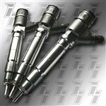 Industrial Injection 0986435521DFLY 50 HP DragonFly Injectors 2006-2007 GM 6.6L Duramax