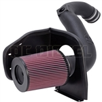 K&N 57-3047 Duramax Diesel 57 Series FIPK Performance Air Intake Kit