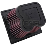 K&N E-0787 Cummins Diesel Replacement Air Filter
