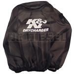 K&N RC-5139DK DryCharger Air Filter Wrap
