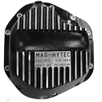 Mag-Hytec MHT DANA-60-DF-Vented Front Differential Cover 2002 Dodge 5.9L Cummins