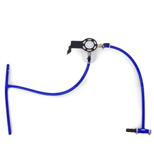 Mishimoto MMCFK-F2D-03BL Coolant Filter Kit Blue for 2003-2007 Ford 6.0L Powerstroke