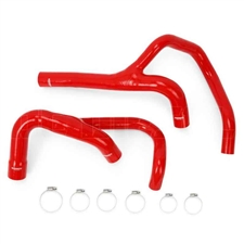 Mishimoto MMHOSE-RAM-13RD Silicone Coolant Hose Kit for 2013-2014 Dodge 6.7L Cummins