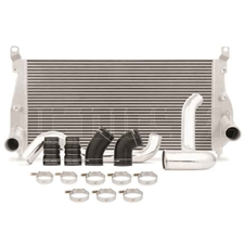 Mishimoto MMINT-DMAX-02KSL Intercooler Kit for 2002-2004.5 GM 6.6L Duramax LB7, LLY