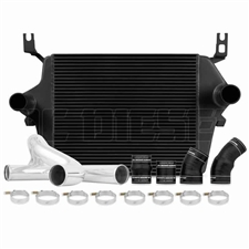 Mishimoto MMINT-F2D-03KBK Intercooler Kit for 2003-2007 Ford 6.0L Powerstroke