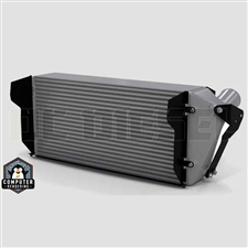 Mishimoto MMINT-RAM-13SL Intercooler for 2013-2016 Dodge 6.7L Cummins
