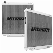 Mishimoto MMRAD-F2D-99 Aluminum Radiator for 1999-2003 Ford 7.3L Powerstroke