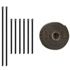 Mishimoto MMTW-235 Exhaust Heat Wrap Set