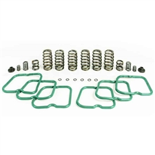 Pacbrake HP10244 Premium Kit 6 Heavy Duty Valve Springs for 1994-1998 Dodge 5.9L Cummins