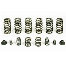Pacbrake HP10246 Spring Kit 6 Heavy Duty Valve Springs for 1994-1998 Dodge 5.9L Cummins