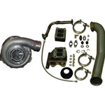 PPE Diesel 1160080 GT42R Series Turbo Kit w/ Garrett GT42R Turbo 2001-2007 GM 6.6L Duramax