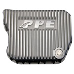 PPE Diesel 228051000 Raw Deep Tranmission Pan 2002-2007 Dodge 5.9L Cummins