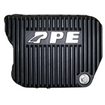 PPE Diesel 228051020 Black Deep Tranmission Pan 2002-2007 Dodge 5.9L Cummins
