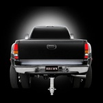 Recon 26415 Tailgate Bar 49 inch White & Red