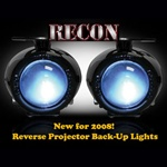 Recon 264150 Back-Up Light Reverse Projector