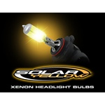 Recon 264H10SY Xenon Headlight Bulb H10 9145 9140 Solar Yellow