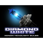 Recon 264H3DW Xenon Headlight Bulb H3 Diamond White