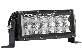 "Rigid Industries 106212EM E-Mark E-Series 6"" Spot"