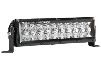 "Rigid Industries 110212MIL E-Series 10"" Spot MIL-STD-461F"