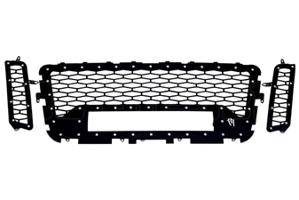 Rigid Industries 40549 Grille Without Camera for 2016-2017 Nissan 5.0L Cummins