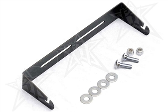 "Rigid Industries 41010 E-Series 10"" Cradle Mount"