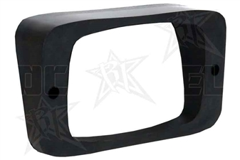 Rigid Industries 49001 SR-M Angled Flush Mount