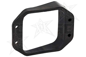 Rigid Industries 49010 D-Series Angled Flush Mount