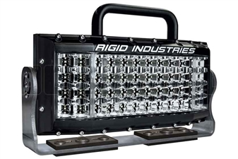 Rigid Industries 73141 Site Series Low Volt Hybrid Combo