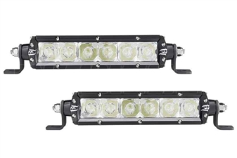 "Rigid Industries 907212EM E-Mark SR-Series 6"" Spot Pair"