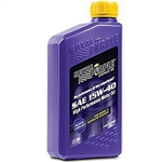 Royal Purple 01154 SAE 15W-40 Multi-Grade API-Licensed Motor Oil 1 Quart Bottle for 2010 Diesel Vehicles w/ High Speed 4-Stroke Engines and Older