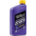 Royal Purple 01316 SAE 20W-50 Max-Cycle Synthetic Oil 1 Quart Bottle Universal