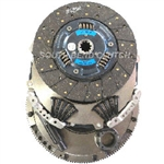 South Bend Clutch 1950-60OKHD Ford Stock Single Disc HD Clutch Conversion Kit for 2004-2007 Ford Powerstroke 6.0L Trucks
