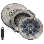 South Bend Clutch 1950-64DFK Ford 400HP Single Disc Kevlar Clutch Kit for 2008-2010 Ford Powerstroke 6.4L Trucks