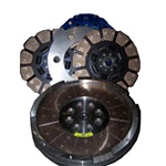 South Bend Clutch DDDCOMPG Dodge 900+HP Comp Dual Disc Clutch Replacement for 2005.5-20011 Dodge Cummins 5.9L, 6.7L Trucks