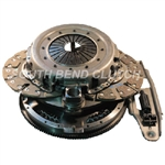 South Bend Clutch SFDD3250-5 Ford 650HP Dampened Street Clutch Replacement for 1994-1998 Ford Powerstroke 7.3L Trucks