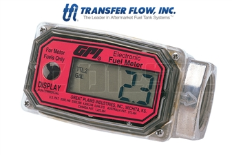 Transfer Flow 020-01-13959 Electronic Fuel Meter for Refueling Tank