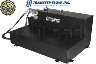Transfer Flow 080-BL-09418 100 Gallon L-Shaped Refueling Tank System