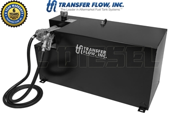 Transfer Flow 080-BL-09420 82 Gallon Refueling Tank System
