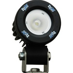 Vision X XIL-SP140 LED Pod 2 inch Solstice Solo Prime Black 10-Watt 40 Degree Narrow Beam
