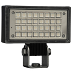 Vision X XIL-UF32 Flood Light 3.4 inch x 1.9 inch Utility with 32 LEDs Single Stud Mount Black Housing