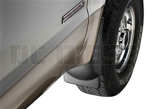 WeatherTech 110001 Front MudFlaps for 1999-2007 Ford 7.3L, 6.0L Powerstroke