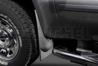 WeatherTech 110009 Front MudFlaps for 2008-2010 Ford 6.4L Powerstroke