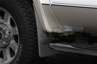 WeatherTech 110012 Front MudFlaps for 2008-2010 Ford 6.4L Powerstroke