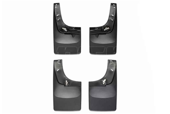 WeatherTech 110012-120008 MudFlaps Set for 2008-2010 Ford 6.4L Powerstroke