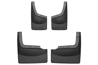 WeatherTech 110020-120030 MudFlaps Set for 2011-2016 Ford 6.7L Powerstroke